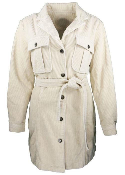 Corduroy white - Jacket