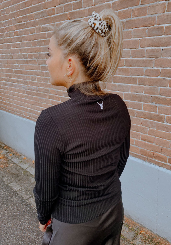 Alix - ladies knitted long sleeve top