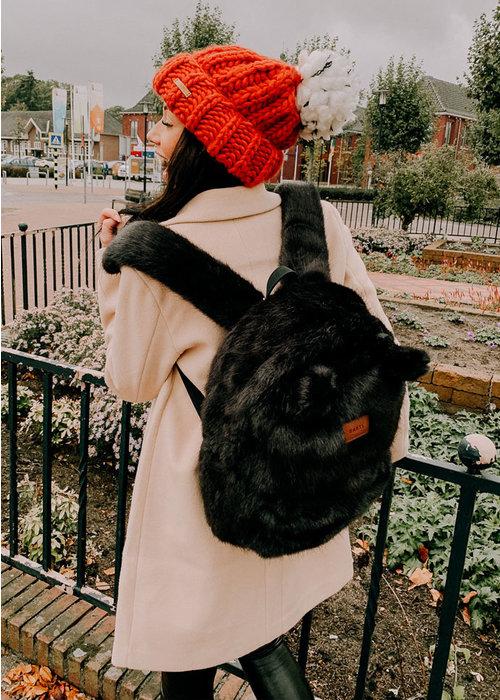 Happy black ears - backpack