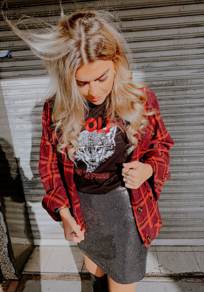 Moves - Zilva wolf t-shirts