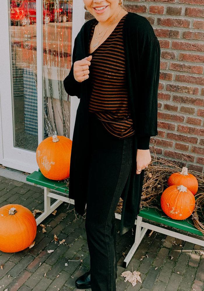 Sara Knitted - Cardigan