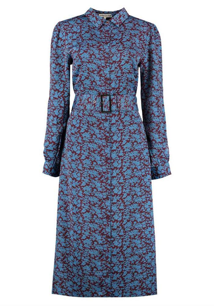 Harper & Yve - Noelle Dress Burgundy