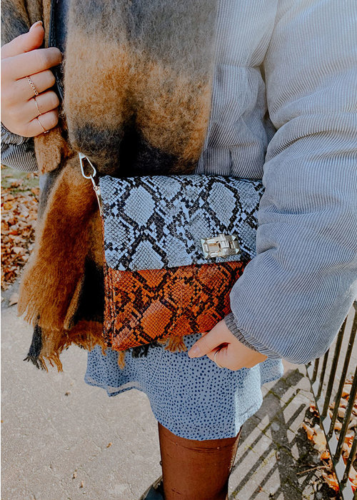 Inaya Snake - Cross Body
