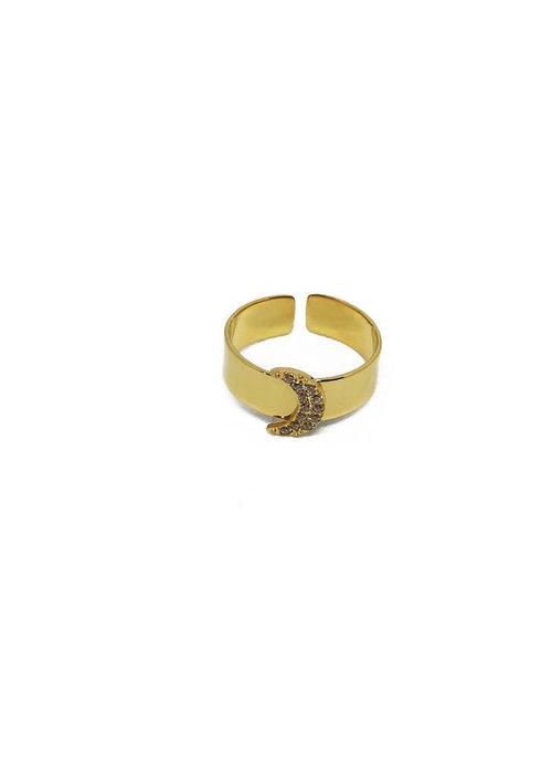 Zag Bijoux ZAG - Little Moon Ring