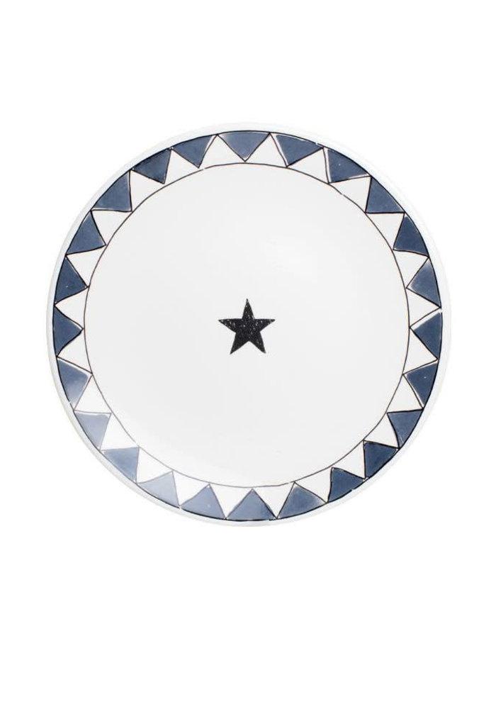 Blond x Noir - Star Plate