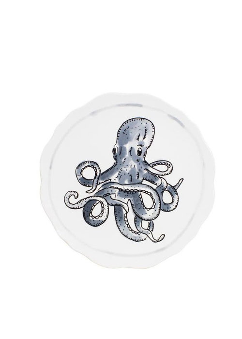 Blond x Noir - Octopus Plate