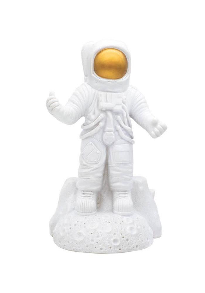 LocoLama - Kids Table Lamp Astronaut