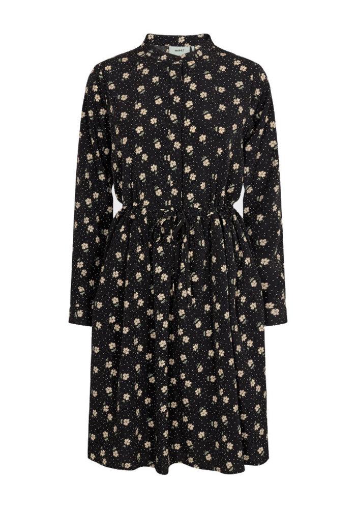 Moves - Danisa dress Zwart