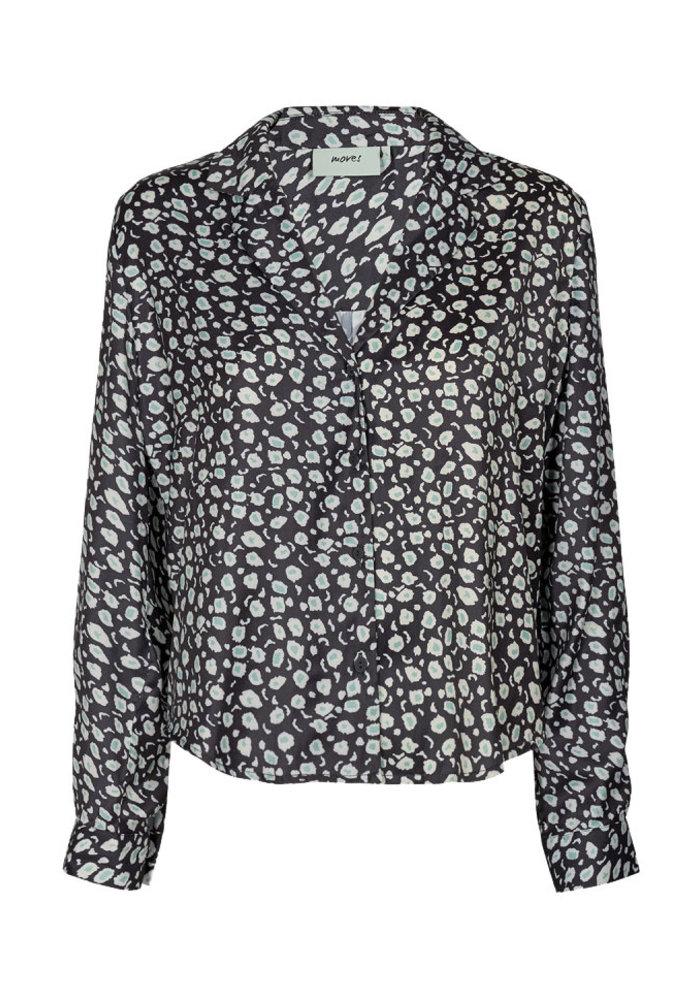 Moves - Gillu shirt Zwart