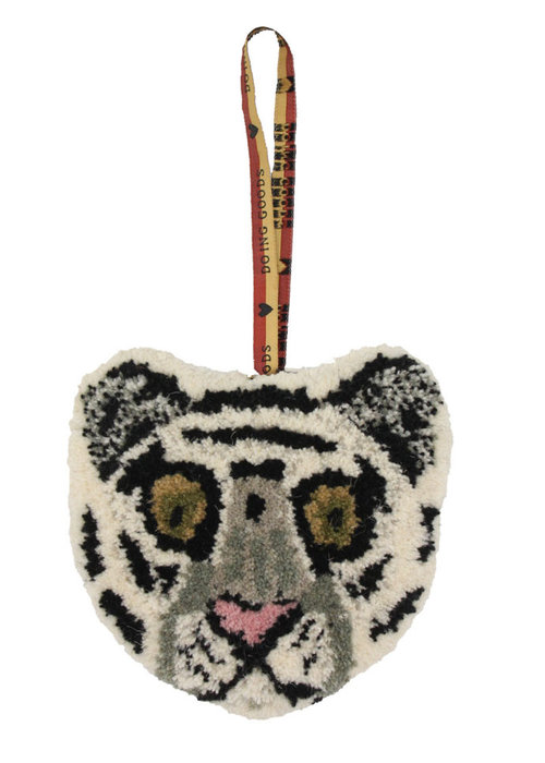 Doing Goods - Snowy Tiger Gift Hanger