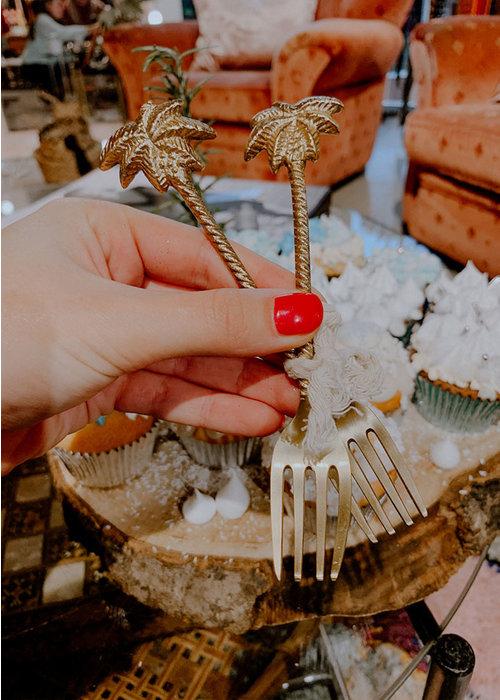 Doing Goods - Lulu Palmtree fork set of 2