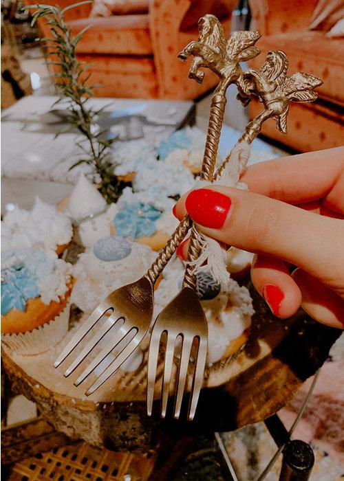 Doing Goods - Sansa Unicorn fork set of 2