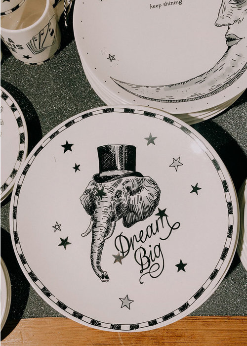 Blond Amsterdam Blond x Noir - Dream Big Plate