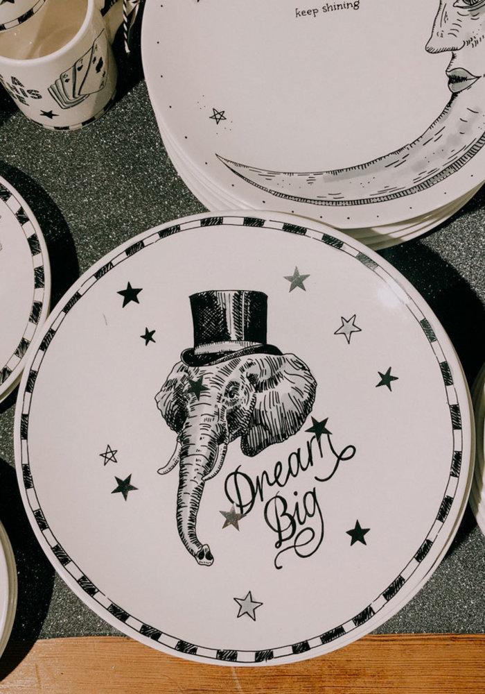 Blond x Noir - Dream Big Plate