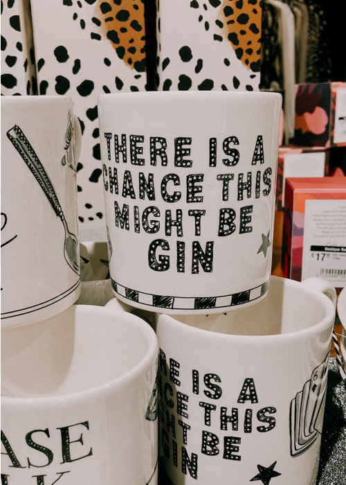 Blond Amsterdam Blond x Noir - There is a chance Mug
