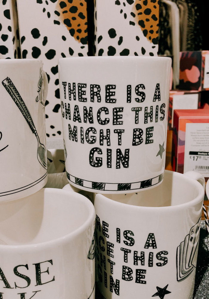 Blond x Noir - There is a chance Mug