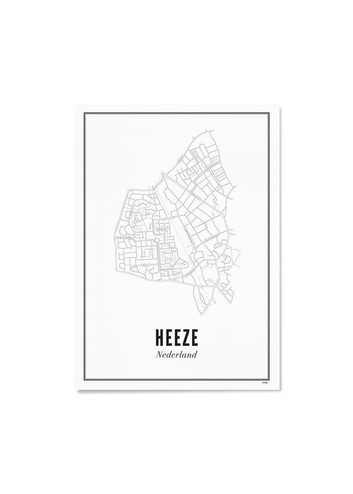 Wijck Poster - Heeze 21x30