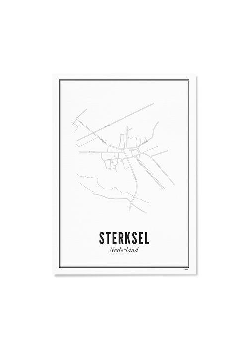 Wijck Poster - Sterksel 21x30
