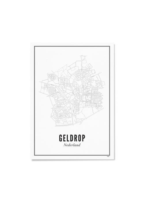 Wijck Poster - Geldrop 30x40
