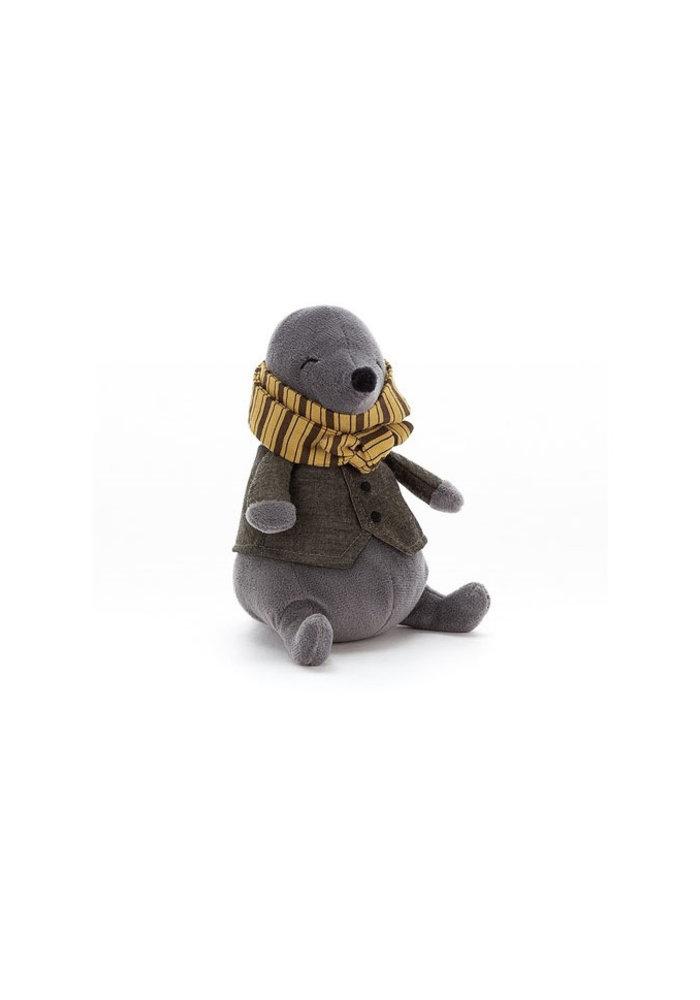 Jellycat - Riverside Rambler Mole