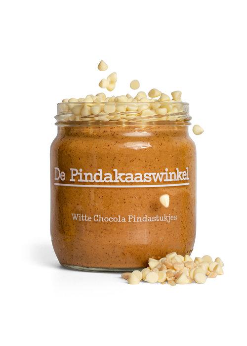 Pindakaas - Witte Chocolade