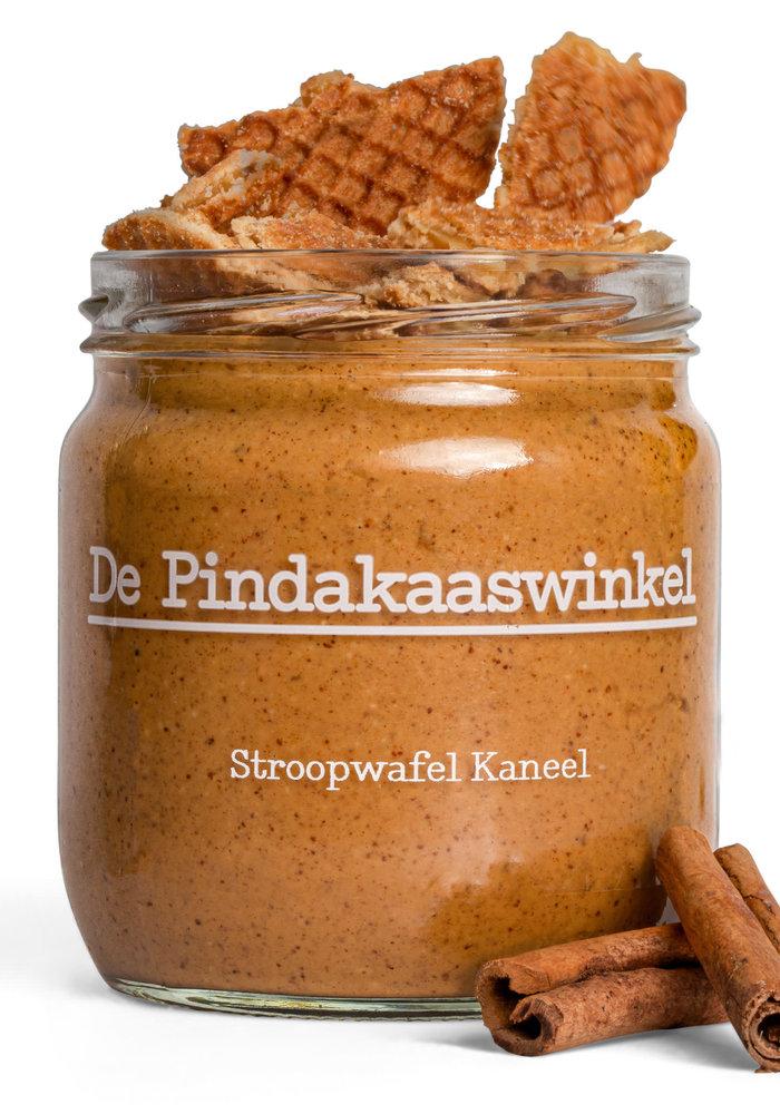 Pindakaas - Stroopwafel Kaneel