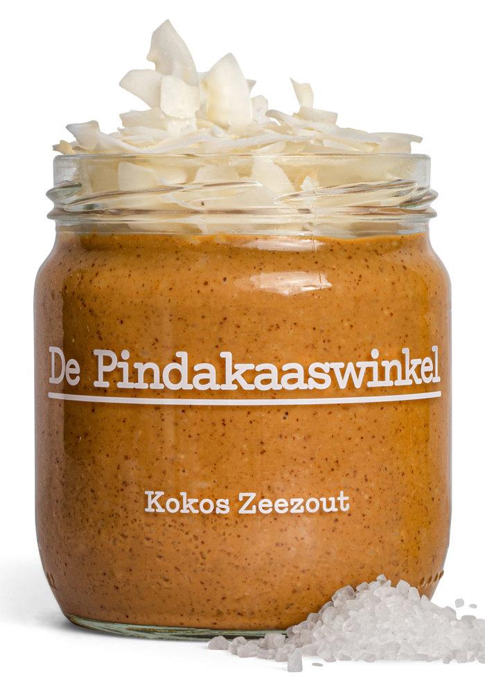 Pindakaas - Kokos zeezout