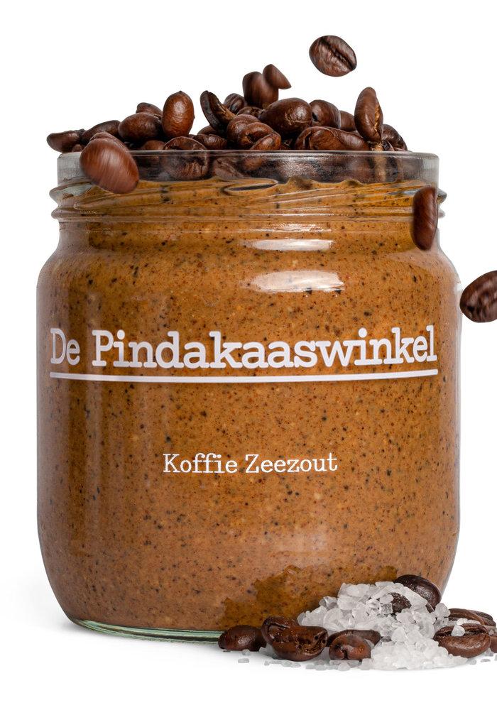 Pindakaas - Koffie Zeezout