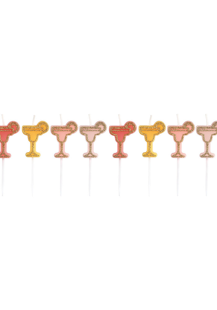 &Klevering - Party Candle Cocktail set