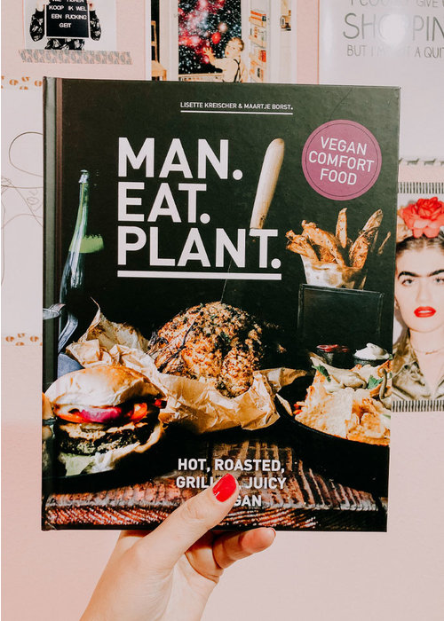 Boek - Man Eat Plant