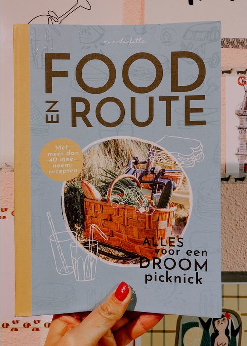 Boek - Food en Route