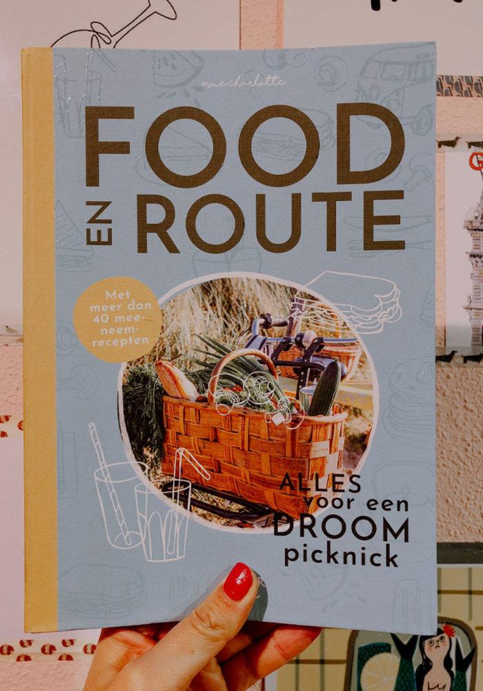 Boek - Food en Route