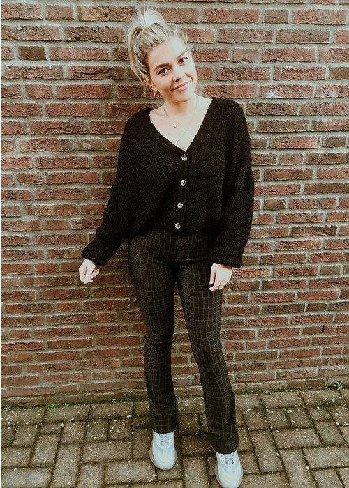 Black Soft - Cardigan