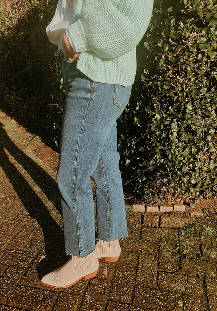 Holly Straight Mom - Jeans