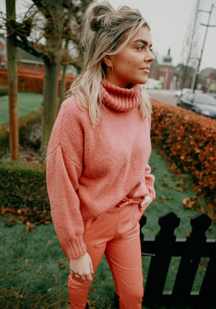 Cute Pink - Knit
