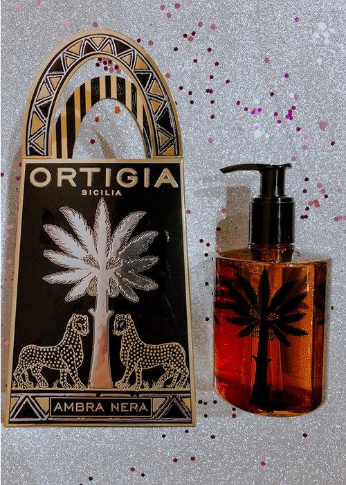 Ortigia Ambra Nera - Liquid Soap