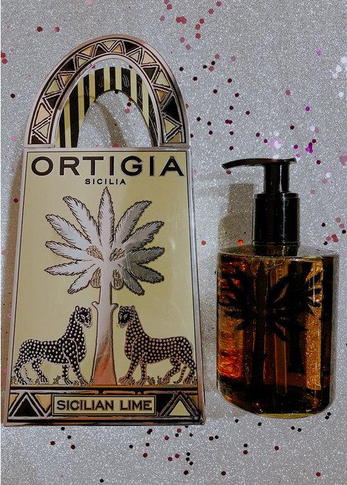 Ortigia Lime - Liquid Soap