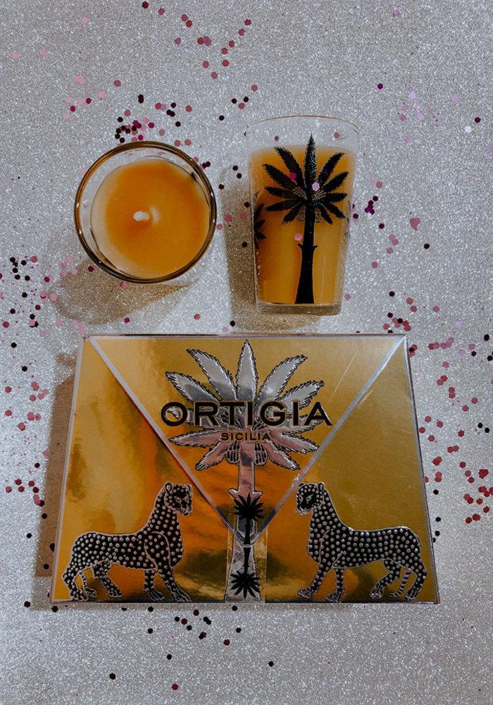 Ortigia - Zagara Set twee kaarsen