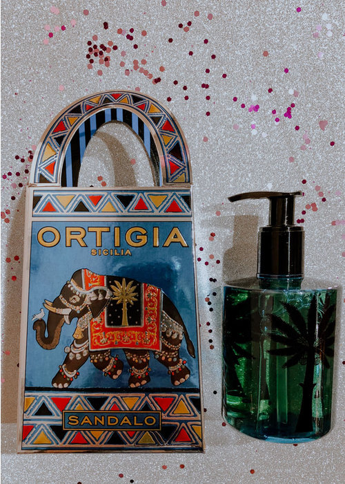 Ortigia Sandalo - Liquid Soap