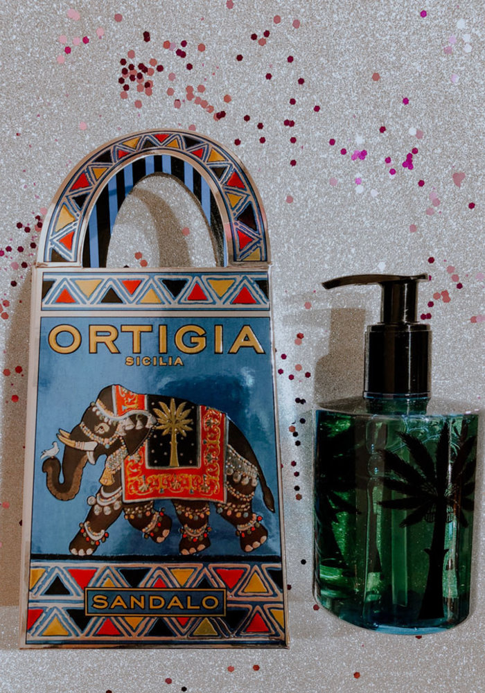 Ortigia Sandalo - Liquid Soap