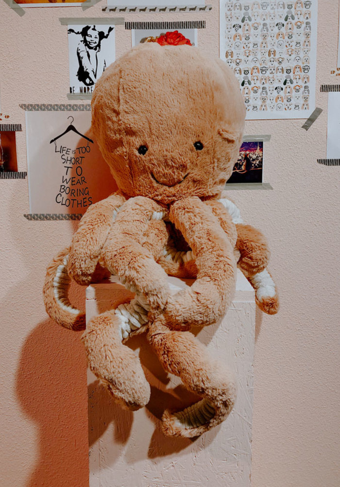 Jellycat - Odell Octopus Really Big