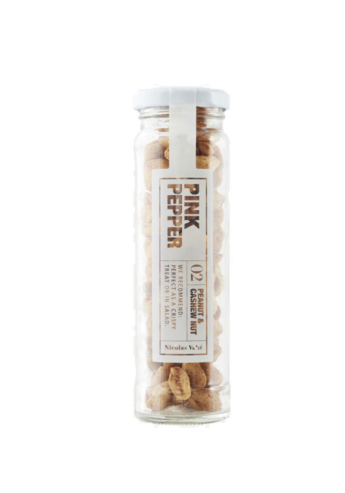 Nicolas Vahe - Roasted Cashew Nuts &  Rosa Pepper