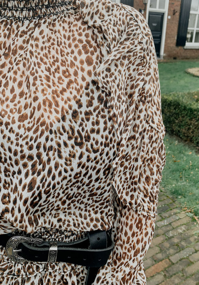 Harper & Yve - Lexie Animal Blouse