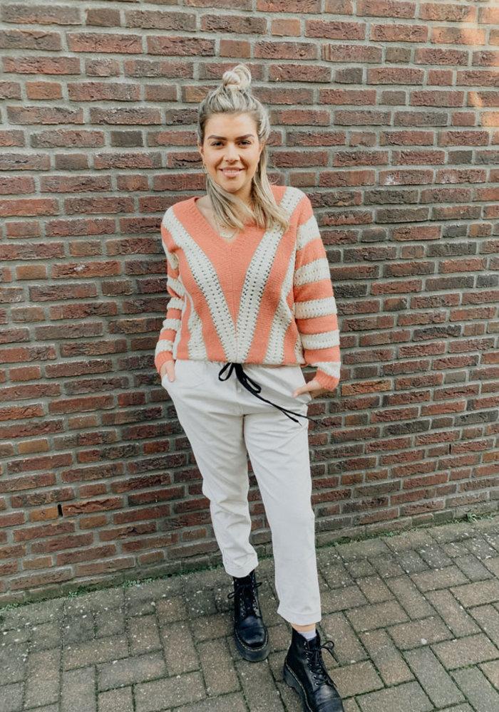 Orange  Dream - Knit