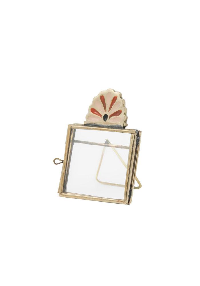 Doing Goods - Rosie Roset Mini Frame Peach Gold Matt