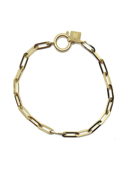 Zag Bijoux ZAG - Chain Bracelet gold