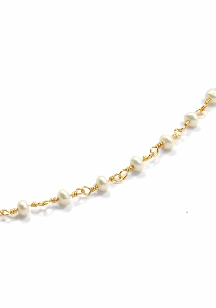ZAG - Pearl Necklace