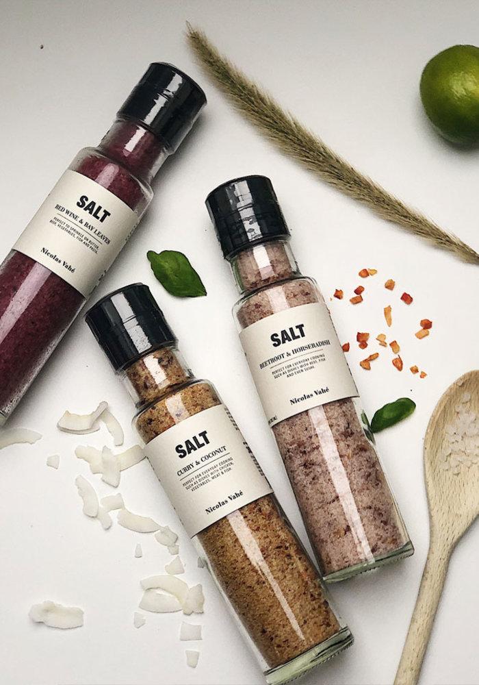 Nicolas Vahe - Salt Beetroot & Horseradish