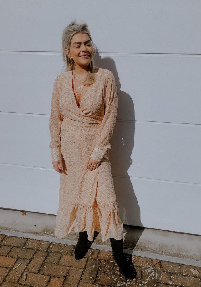 Blake Seven - Poppy Orange Dress