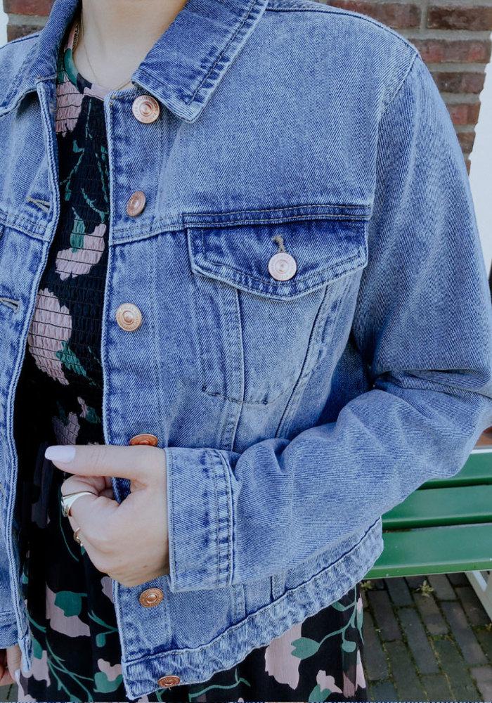Lou - Denim Jacket